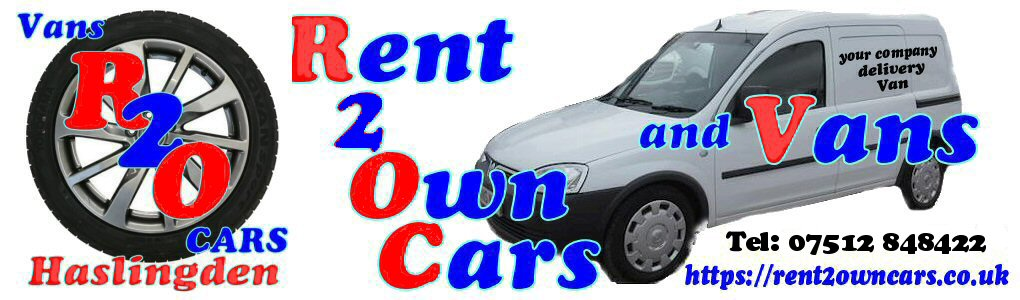 Rent 2 own cars Vans